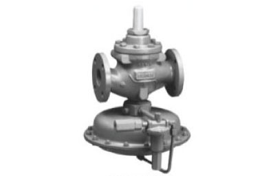 11 (1098 Series) Pilot-Operated High-Pressure Commercial/Industrial Regulators