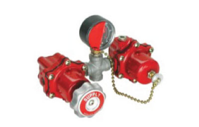 07 Changeover Manifold Regulators