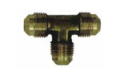 03 Flare Fittings & Pipe Thread Adapters