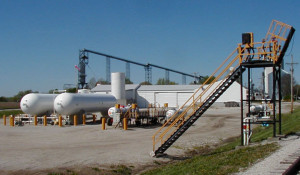 NH3 Bulk Plant Construction
