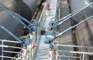 05 LPG Ventures Custom Engineered Railcar Platform/Unloading Packages