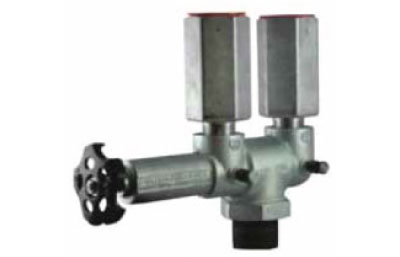 14 Relief Valves & Manifold – NH3 Service