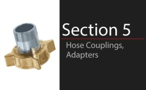Hose Couplings and Adapters