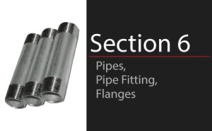 Pipes, Pipe Fitting, Flanges