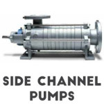 Side-Channel-Pumps