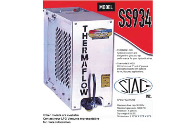 11 Thermoflow Stainless Steel Hydraulic Coolers