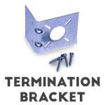 Termination-Bracket