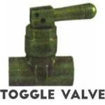 Toggle-Valve